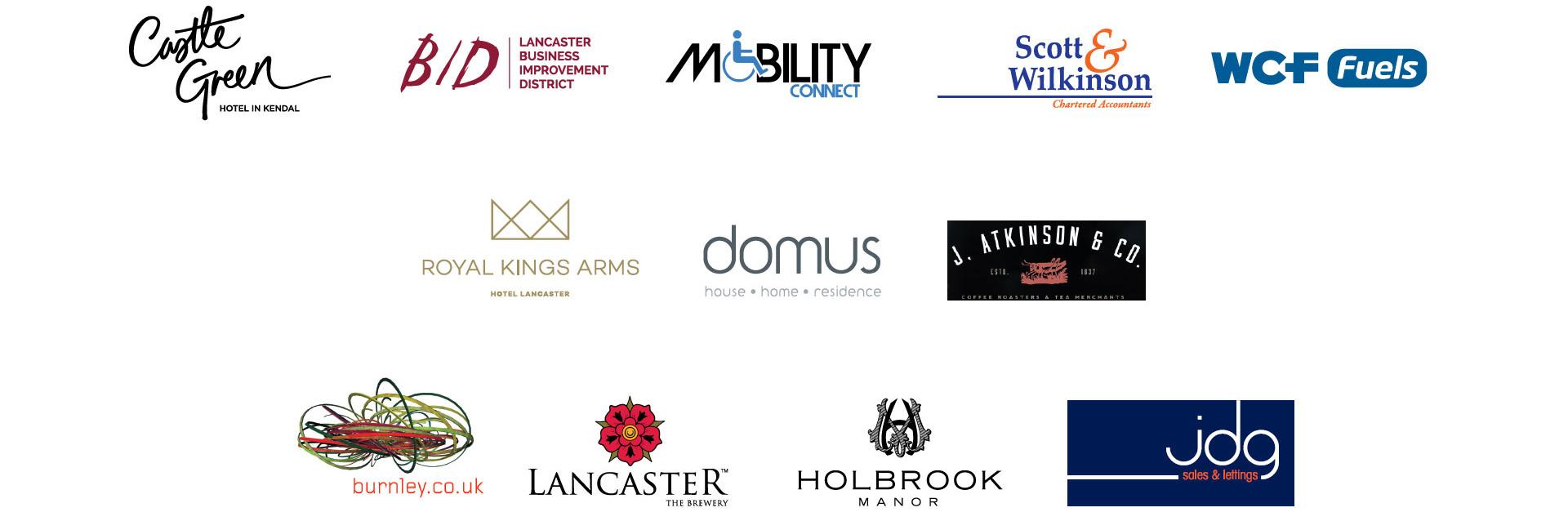 Lancaster Printers Client Logos