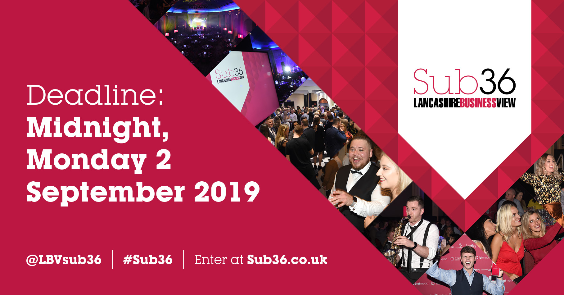 Sub36 Award Deadline for Entry
