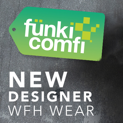 FunkiComfy Work from Home Wear