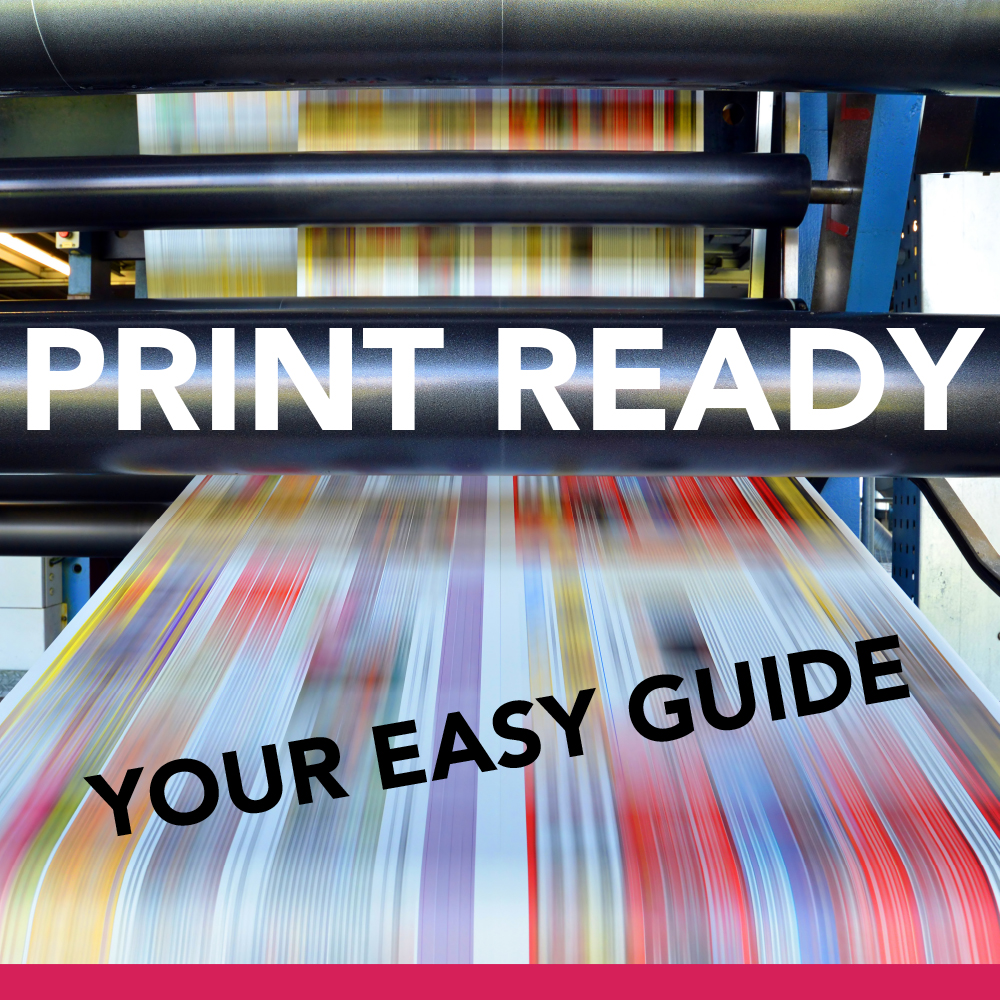 Getting your artwork print ready